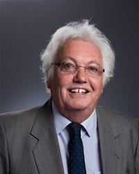 Profile image for Councillor Peter Nicholson
